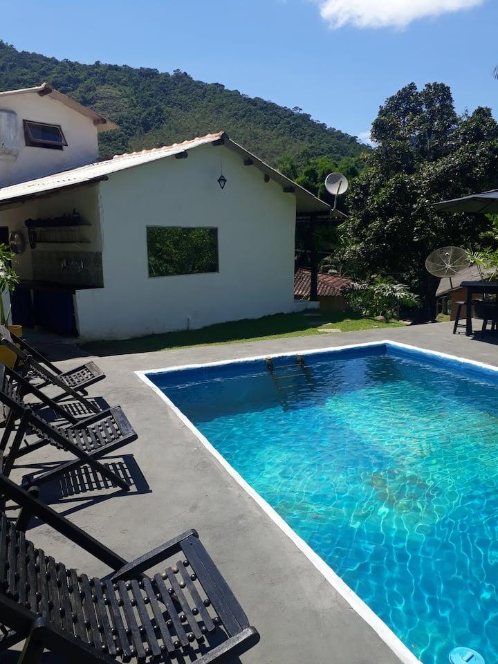Casa Sítio BoaVista Carapitanga, Trindade, Praias.