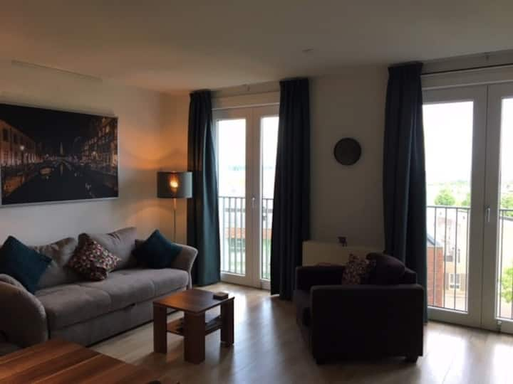 Cosy apartment 20 minutes from Amsterdam