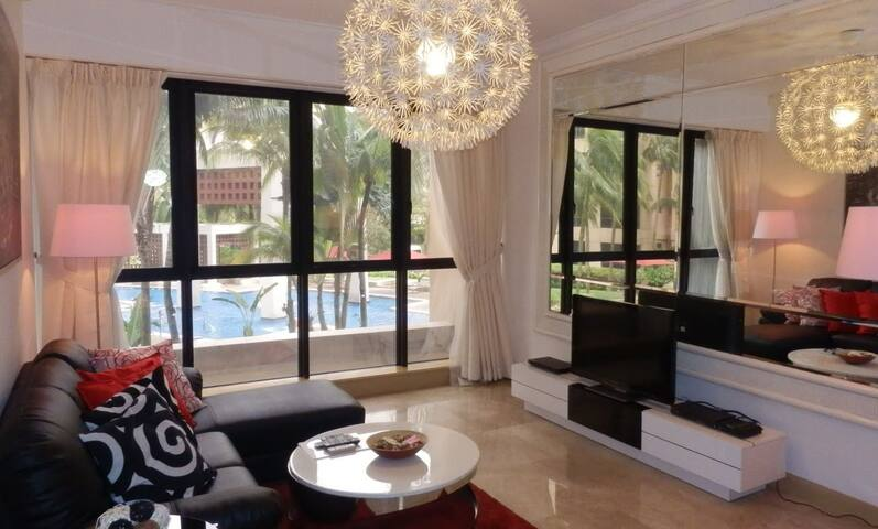 3BR Serviced Apartment-Buona Vista (Heritage View)