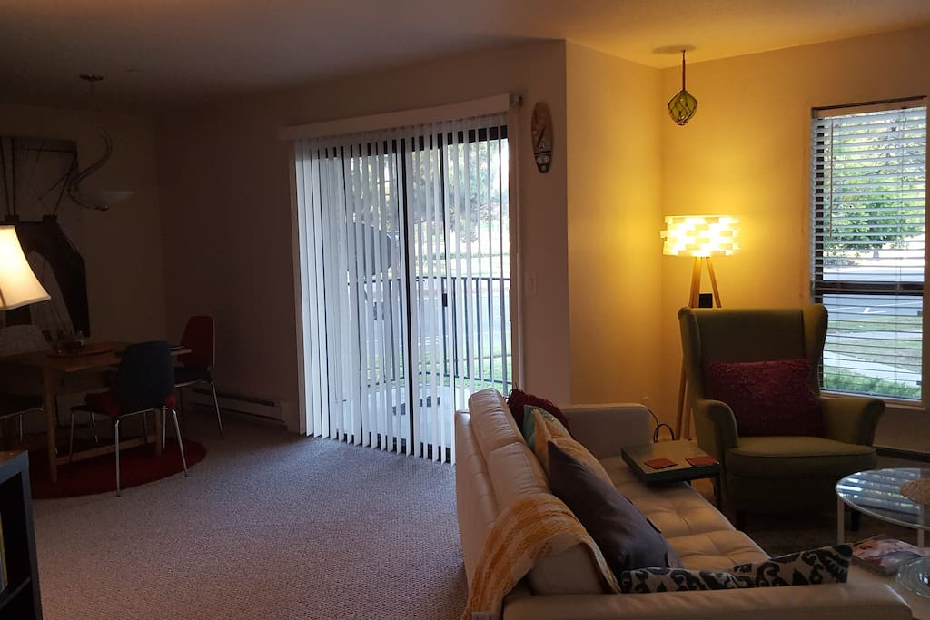 Chic Modern 1 Bedroom Space In Fremont Near Bart Apartments For Rent In Fremont California