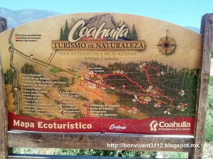 San Antonio De Las Alazanas Holiday Rentals Homes Coahuila Mexico Airbnb
