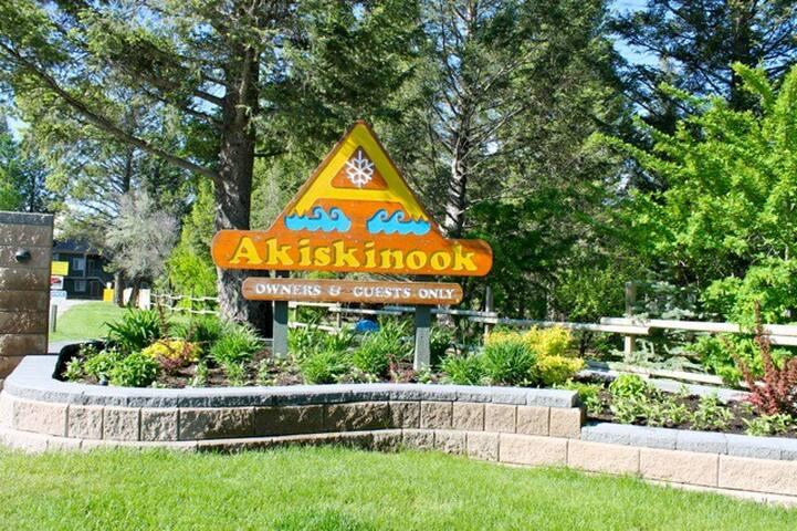 Akiskinook 3 bedroom