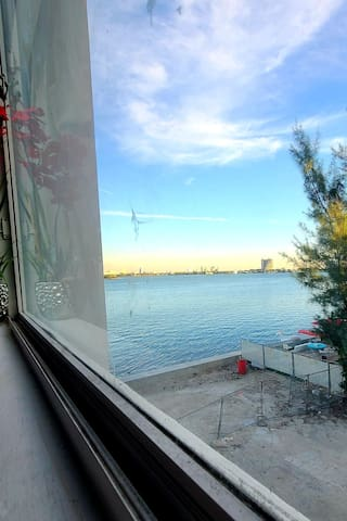Miami Bedroom whit Fantastic View