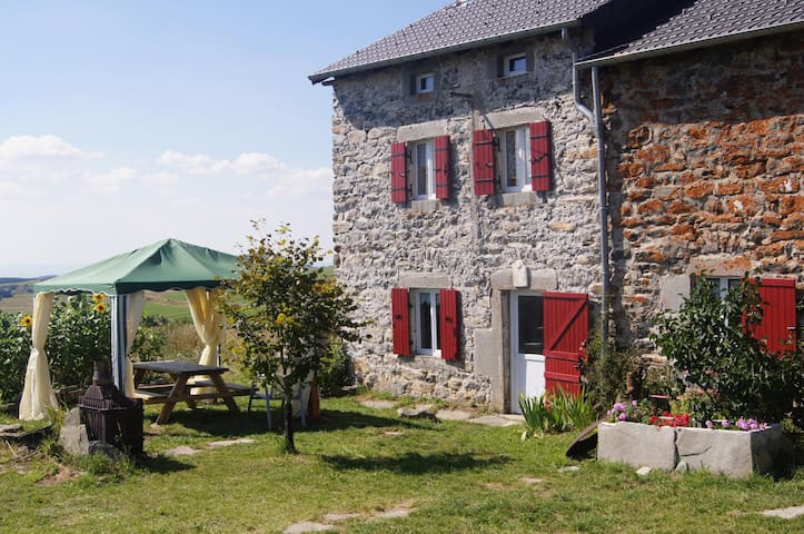 Meublé de tourisme 3 étoiles - Saint-Front - Rumah