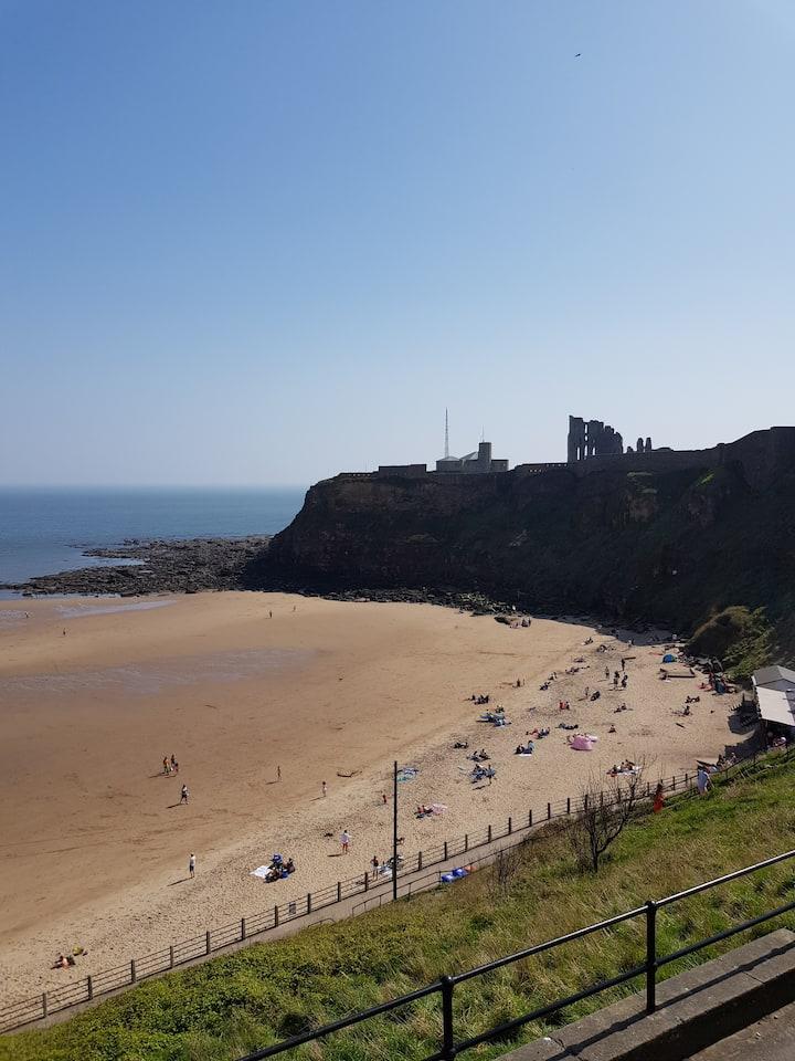 A Stylish Beach Retreat in Tynemouth Village