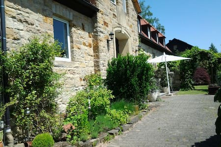 Schöner Wohnen in Franken - Burgpreppach - Apartmen