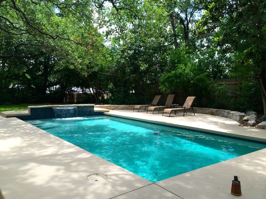 Your Austin oasis