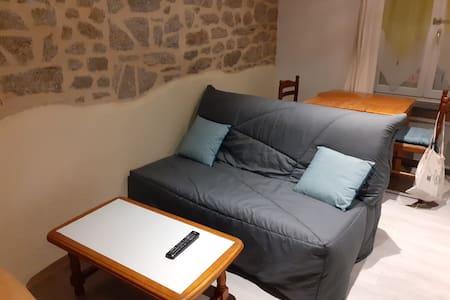 Appartement avec terrasse et wifi