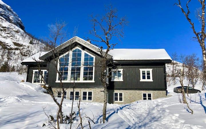 Hemsedal Skisenter, Ski inn/ut Leilighet.  1067moh