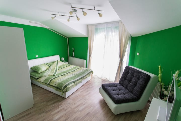 En suite double room - Room XL 2