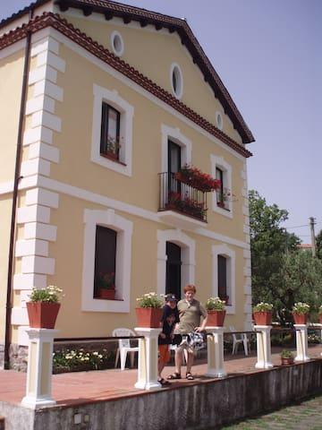 Casa vacanze fra Lauria e Maratea