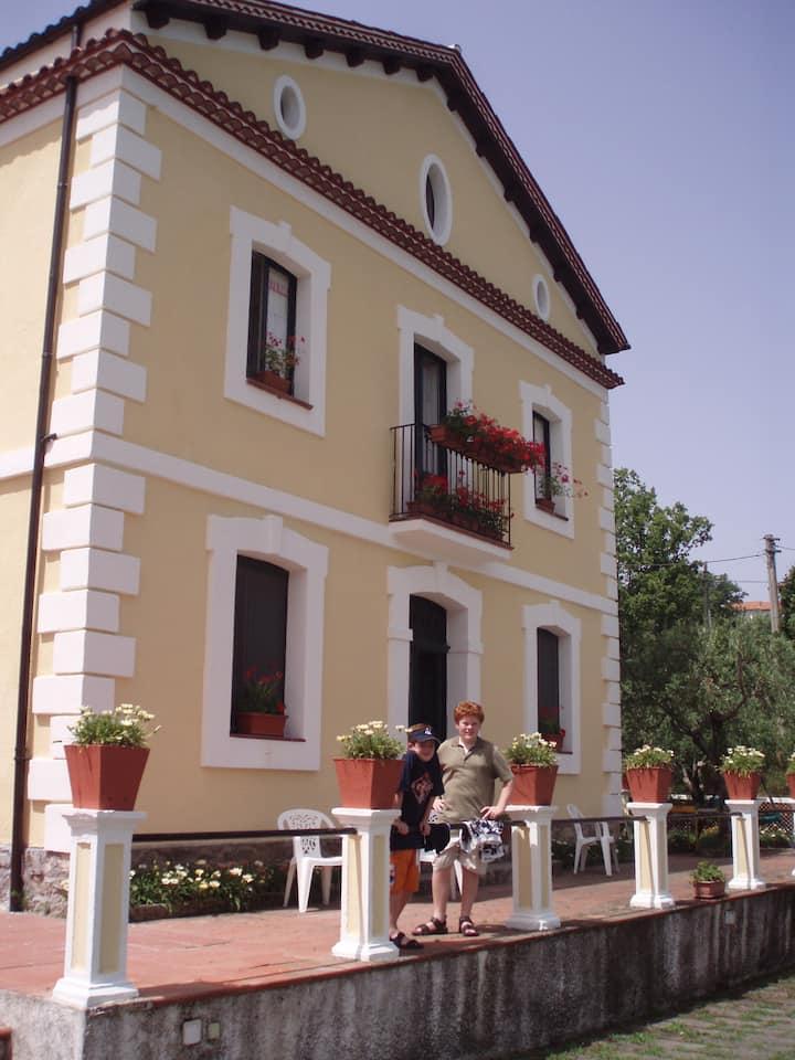 Casa vacanza fra Lauria e Maratea