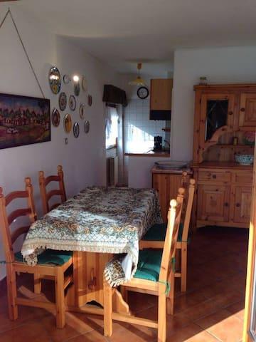 accogliente casa in montagna - Limone Piemonte - Wohnung