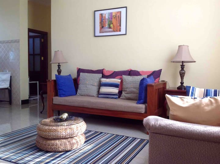 New cosy two-bedroom apartment-2 in Zanzibar Town