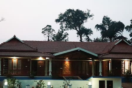 Kandu valley home stay, Puspagiri Hills.