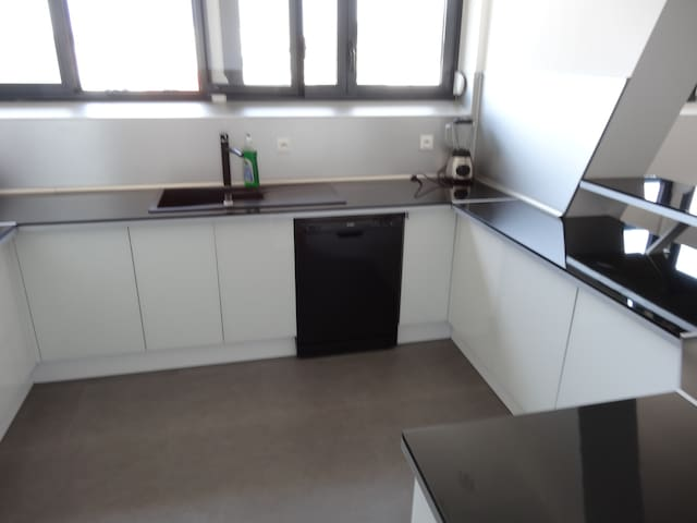 Appartement 75m2 + Parking - Rouen - Daire