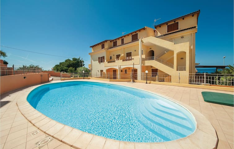 Holiday apartment with 1 bedroom on 35m² in Castelsardo SS