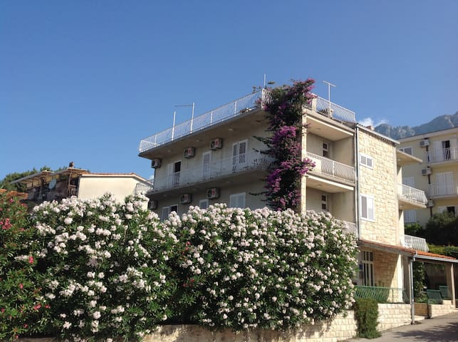 Cozy, panoramic studio apartment - Macarsca - Bed & Breakfast