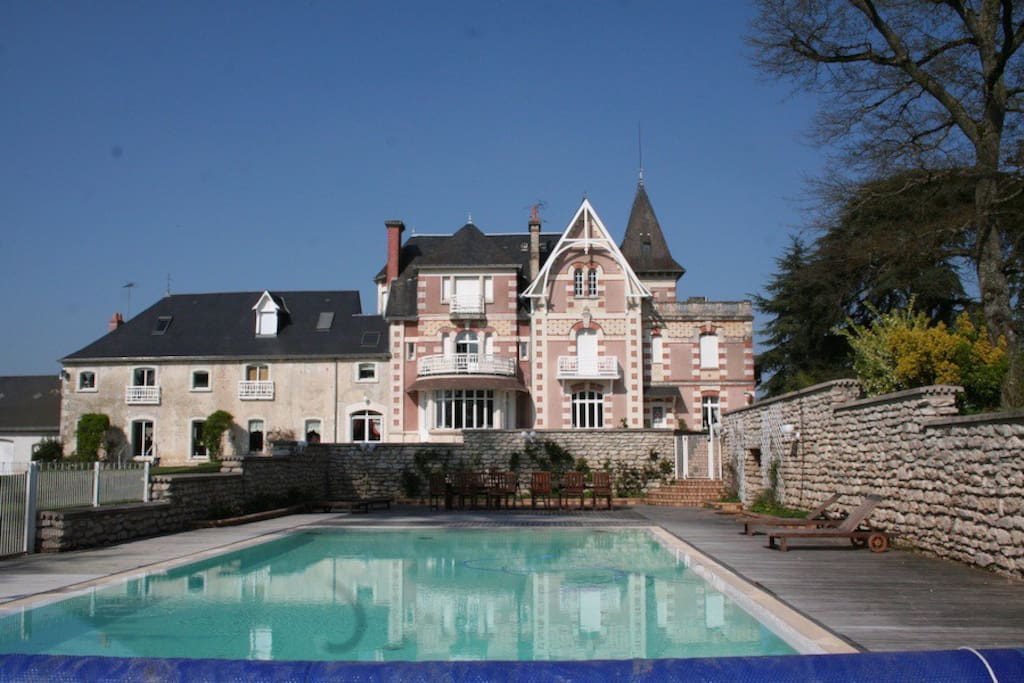 G Tes Avec Piscine Int Rieure Houses For Rent In