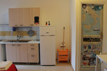 sweet studio in city centre! - Palermo - Appartement