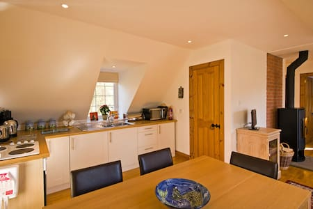 Lovely apartment in Royal Deeside - Glen Tanar