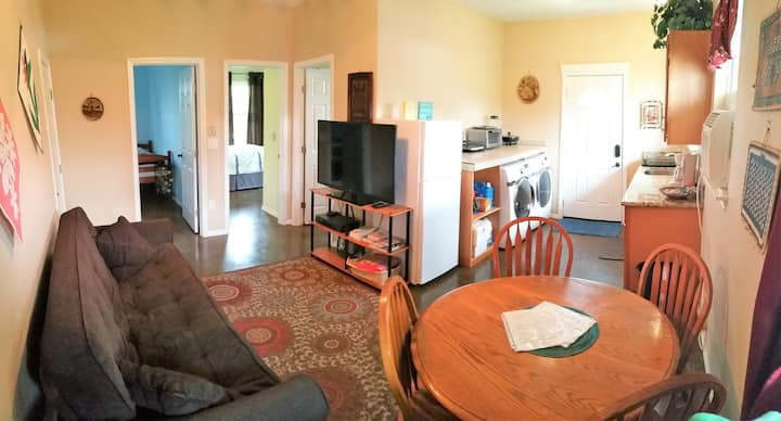 Banana Bungalow, 2/bed apt., Laie North Shore Oahu