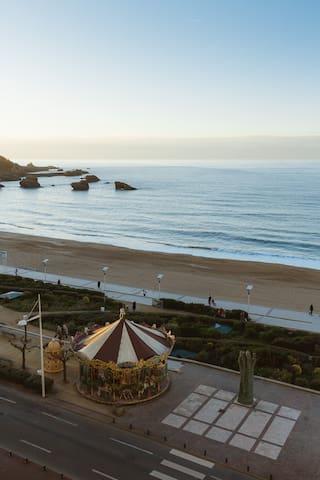 Biarritz Beach View Apartment