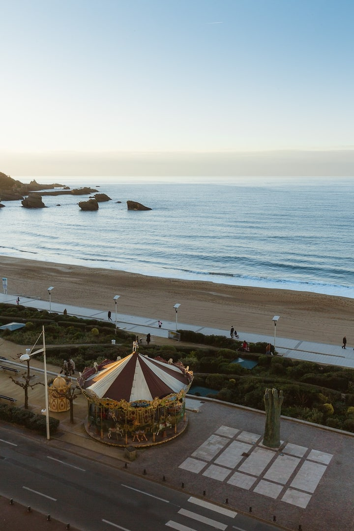 Biarritz Beach View Apartment