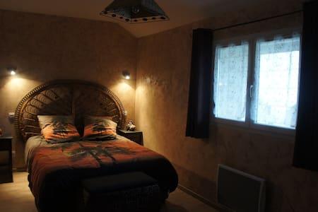 "Chambre ""Ibis"" - Maison Antony - Heugas"