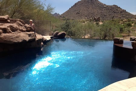 900 sqft Casita North Scottsdale,AZ - Scottsdale - Villa
