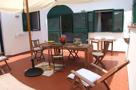 John House in Vietri on amafi coast - Rumah