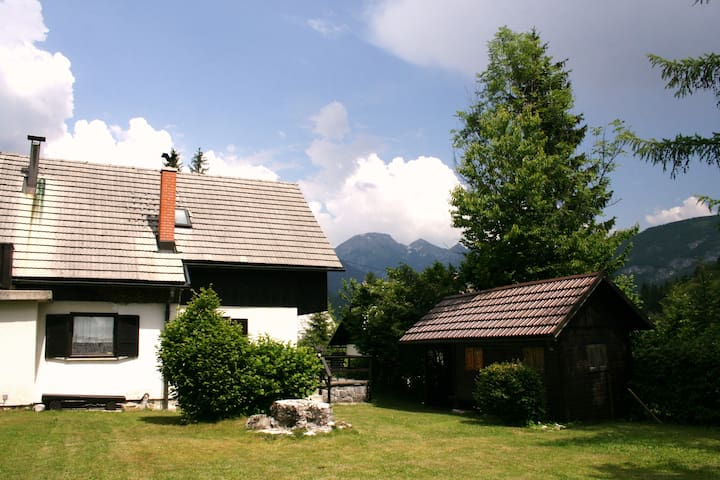 Home for the soul near Bohinj lake