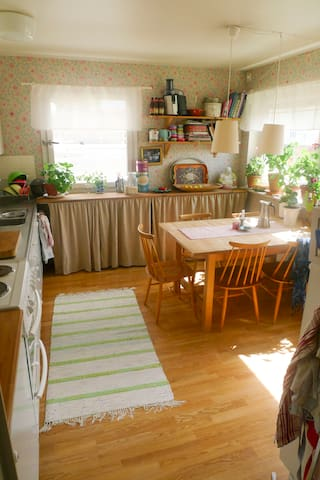 Spacious flat 10 min to city centre - Gothenburg - Apartment