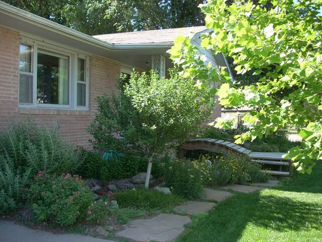 5 Bedroom Home/Plains Kansas - Plains - Huis