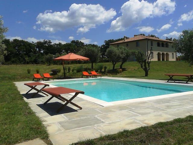 villa  MELU'  mare campagna   - Cecina - Villa