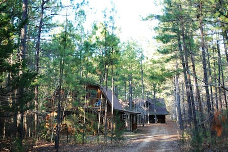 Retreat in the Pines - Mineola - Cabaña