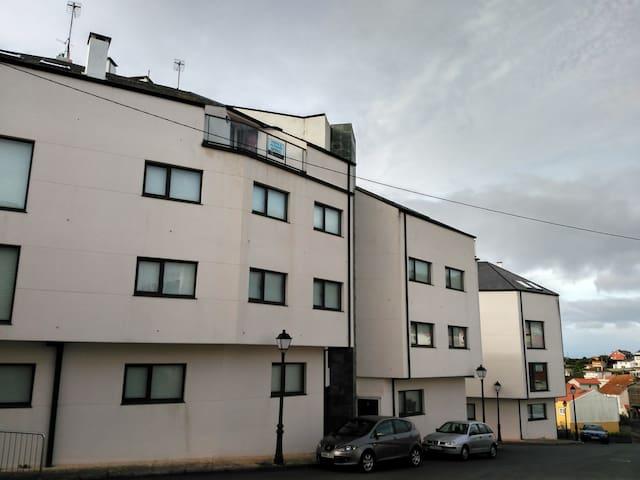 Acogedor hogar en un pueblo marinero - O Porto de Corme - Flat