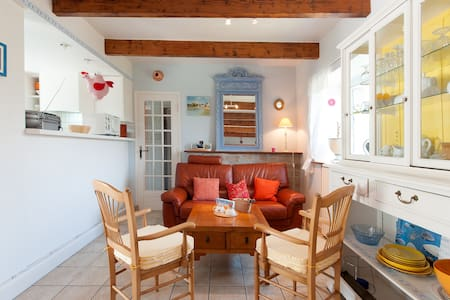 Iroise Sea, Charming Cottage for 2 - Porspoder - House - 2