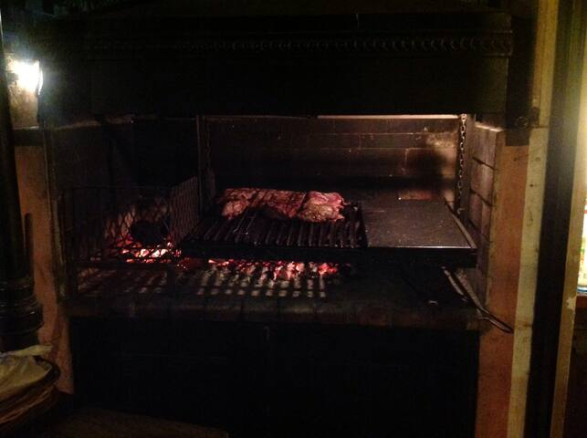 Tasty barbecue!