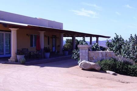 Valle de Guadalupe B&B Estilo Hacienda Room Luna - Villa de Juárez
