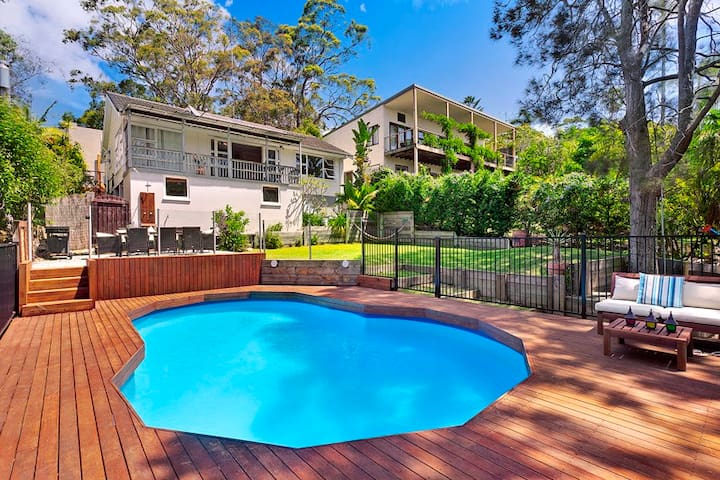 Self Contained Studio apartment - North Narrabeen - Byt