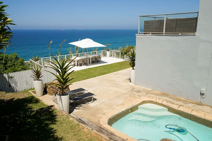 Modern  Holiday Beach House  - Umdloti - House