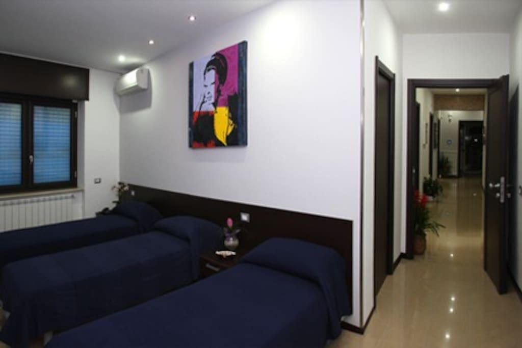 The Violet Room