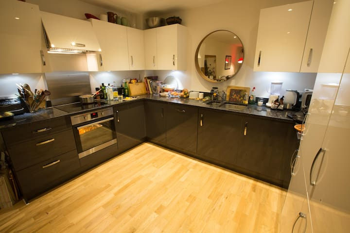 Beautiful apartment with Kew View - Greater London - Daire