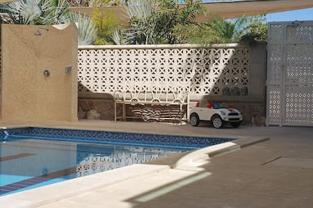 House with pool in Eilat