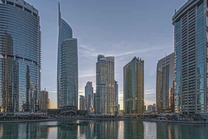JLT is one of Dubai's most luxurious and convenient neighborhoods