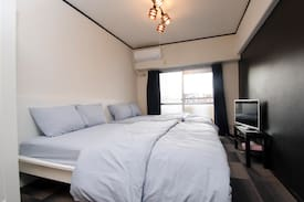 NKZ Umeda, beautiful apt. for 2+2