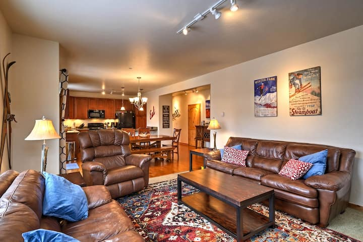 Winter Park Condo w/ Shared Pool - Walk to Town!