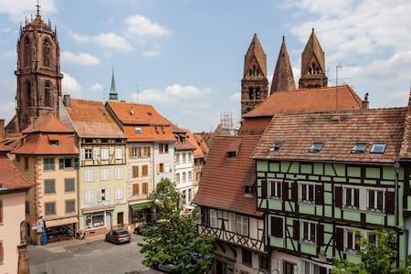 Sélestat Alsace - Le perchoir - Sélestat