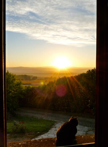 Chambre(s) d'hôtes en Auvergne - Vichel - Bed & Breakfast